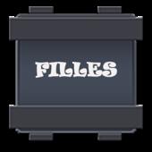 FILLES ICONS APEX/NOVA/ADW/GO