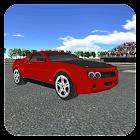 肌肉赛车3D模 icon