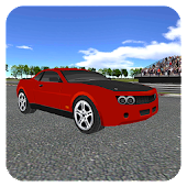 Muscle Car Racing 3D simulator