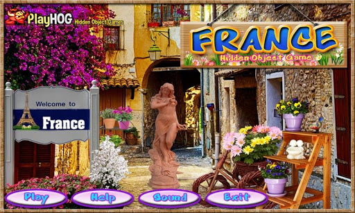 France Free Hidden Object Game