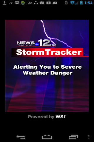 StormTrack12 - screenshot