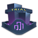 CityGlo Music Player Trial icon