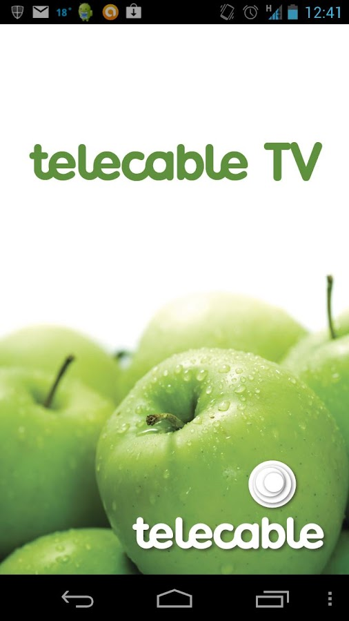 Guía telecable TV - screenshot