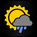 彩虹天气 mobile app icon