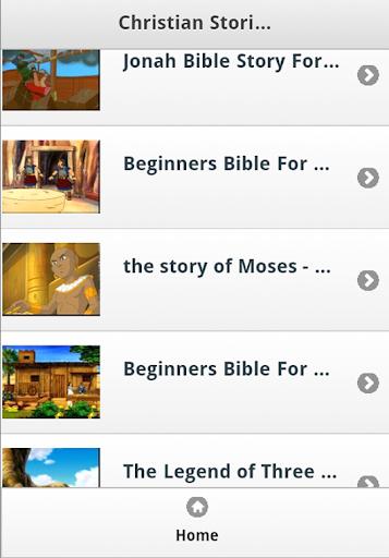 Christian Stories for Kids