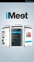 Screenshot of iMeet