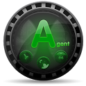(FREE) Agent GO Launcher Theme icon