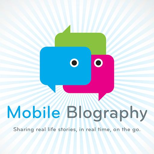 Mobile Blography (Japanese) LOGO-APP點子