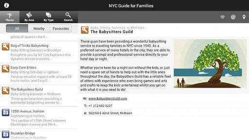 NYC Guide for Families