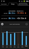 Screenshot of SleepFit  - Alarm & Sleep Log