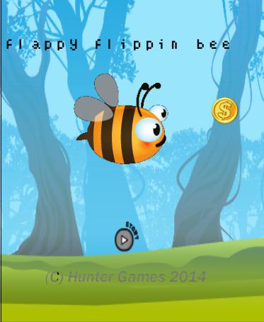 flippinbee full screenversion