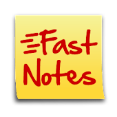 FastNotes Widget - Donation