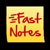 FastNotes Widget - Donation