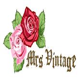Mrs Vintage