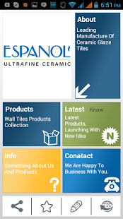 Espanol Ceramic |Digital Tiles - screenshot thumbnail