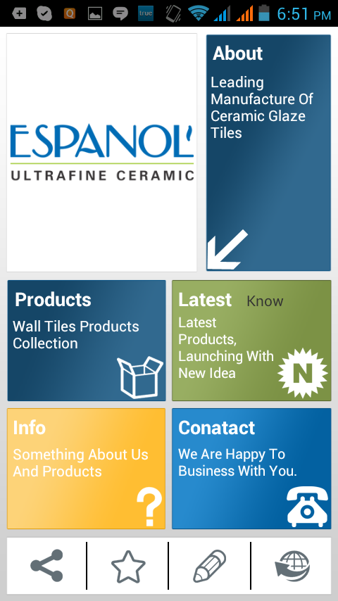 Espanol Ceramic |Digital Tiles - screenshot