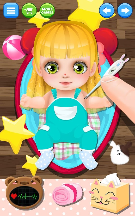 Baby Sitting - Nursery Doctor- screenshot