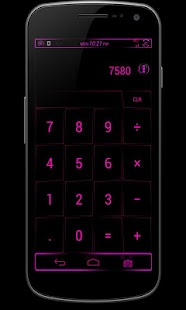 CM10 JB Theme: B-BLAST FREE - screenshot thumbnail