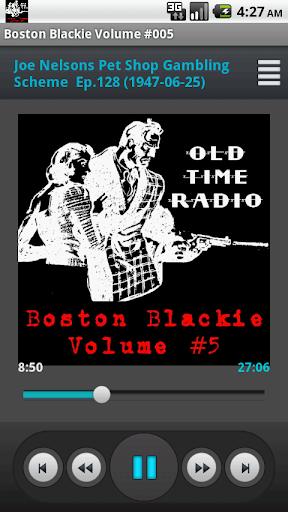 Boston Blackie Radio Show V.05