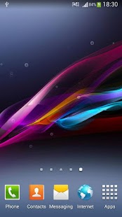 Xperia Z Ultra 動態桌布