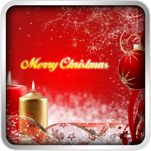 Wallpaper Christmas LOGO-APP點子