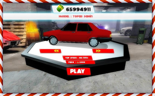 Şahin Traffic Racer