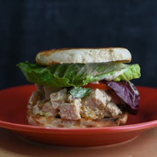 A New Very Flavorful Chicken Salad