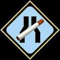 Smoking reduction Trial logo