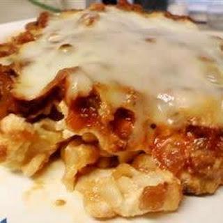 Penne Pasta Lasagna