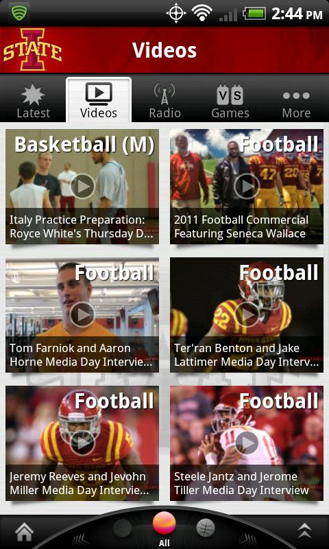 Iowa State Cyclones: Free - screenshot