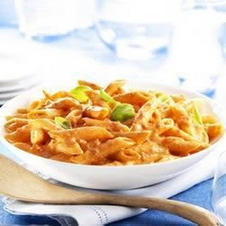 Creamy PHILLY Rose Penne.