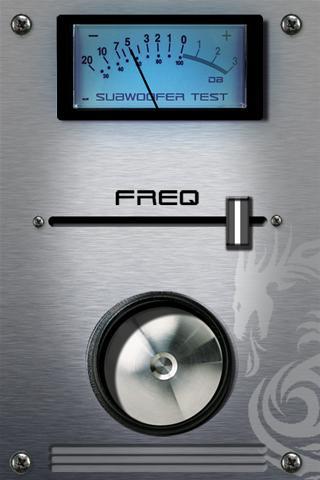 Subwoofer Bass Test