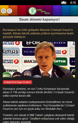 Bursa Şehir Portalı