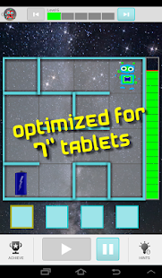 Robot Maze - Puzzle Game - screenshot thumbnail