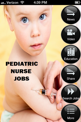 Pediatric Nurse Jobs