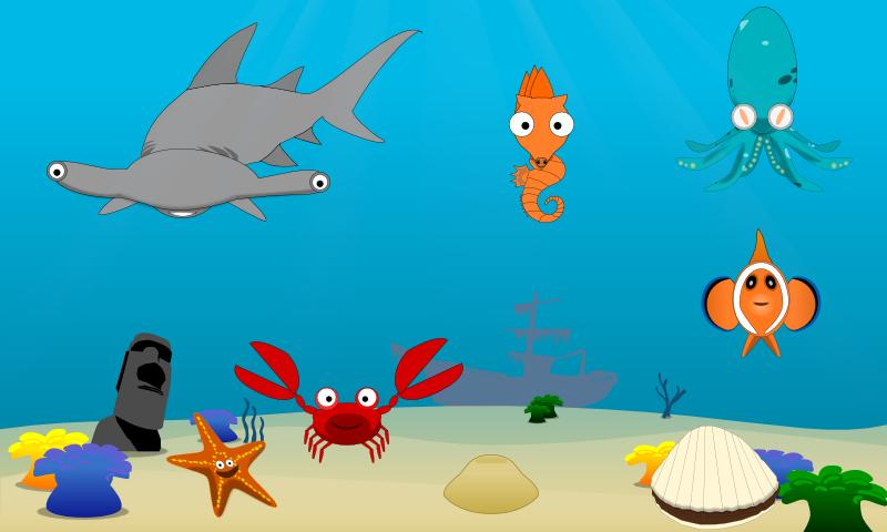 Cute Animal Life for Toddlers- screenshot