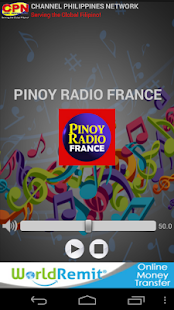 Pinoy Radio France- screenshot thumbnail