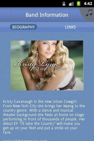 Kristy Lynn - screenshot