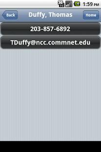 NCC Connect- screenshot thumbnail