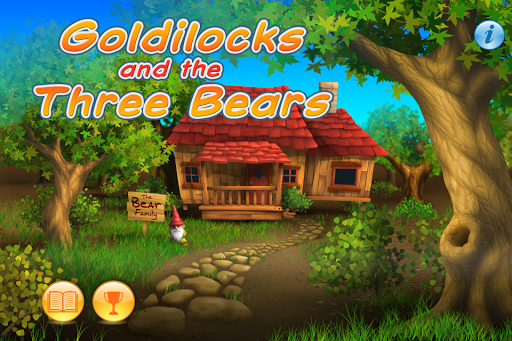 לומדים אנגלית: Goldilocks