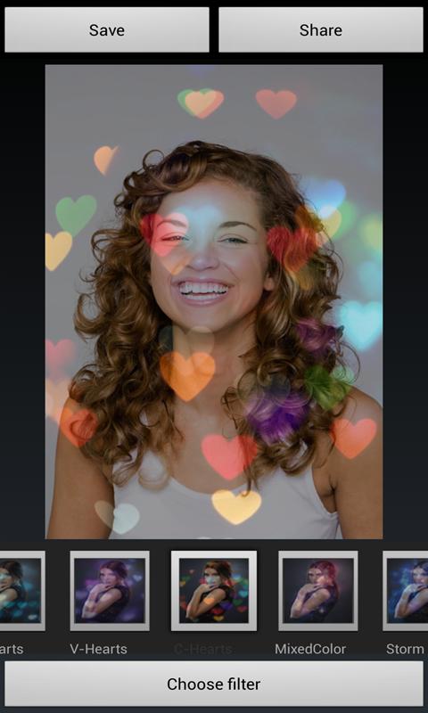 Colorful Fun Photo Effects - screenshot