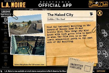 BradyGames Official L.A. Noire- screenshot thumbnail