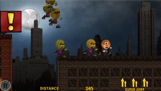 Yikes Zombies Run 2
