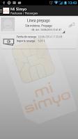 Screenshot of Mi Simyo