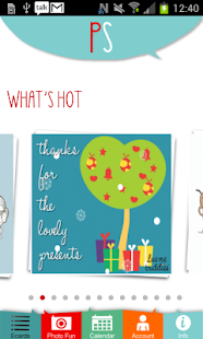 PingSome ecards - screenshot thumbnail