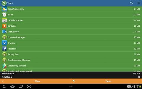 YAMC Memory Cleaner v3.1.3.0 (Premium)
