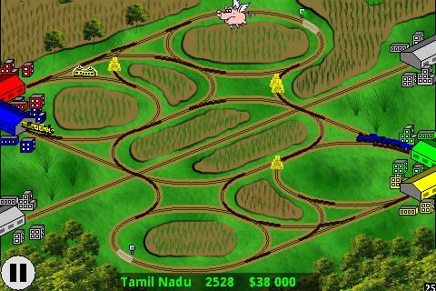 Railway Game in India- screenshot