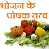 Nutrients of Food in Hindi