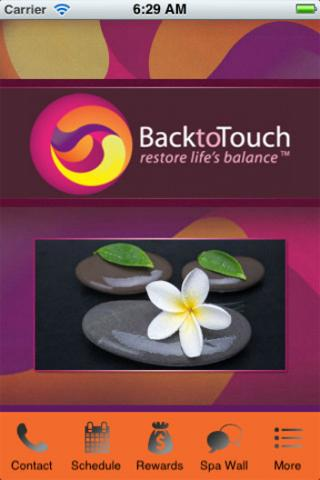 Back to Touch