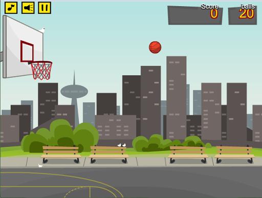 basketball outdoor 1.0.7 screenshots 5